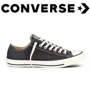 LOW TOP Converse black